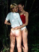 lesbian horny sharing